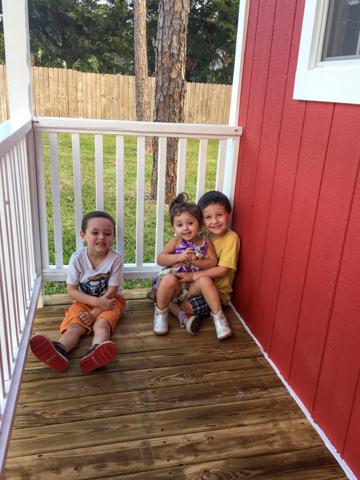 Photo of grandkids