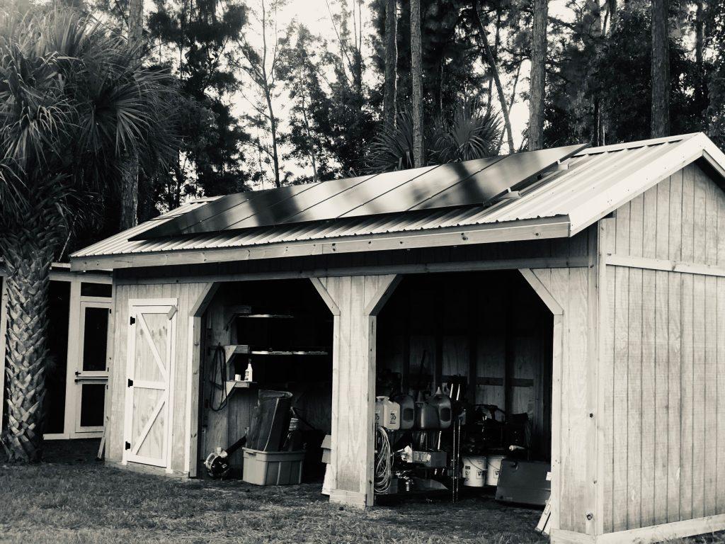 The Covid Barn